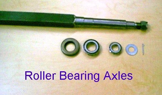 Axles - Engels Coach Shop
