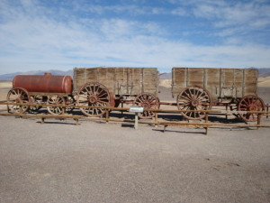 Borax 20 Mule Team Wagons